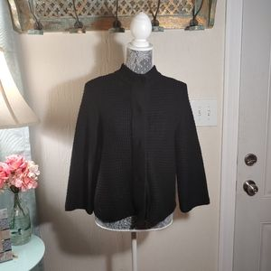 Chicos knit sweater jacket